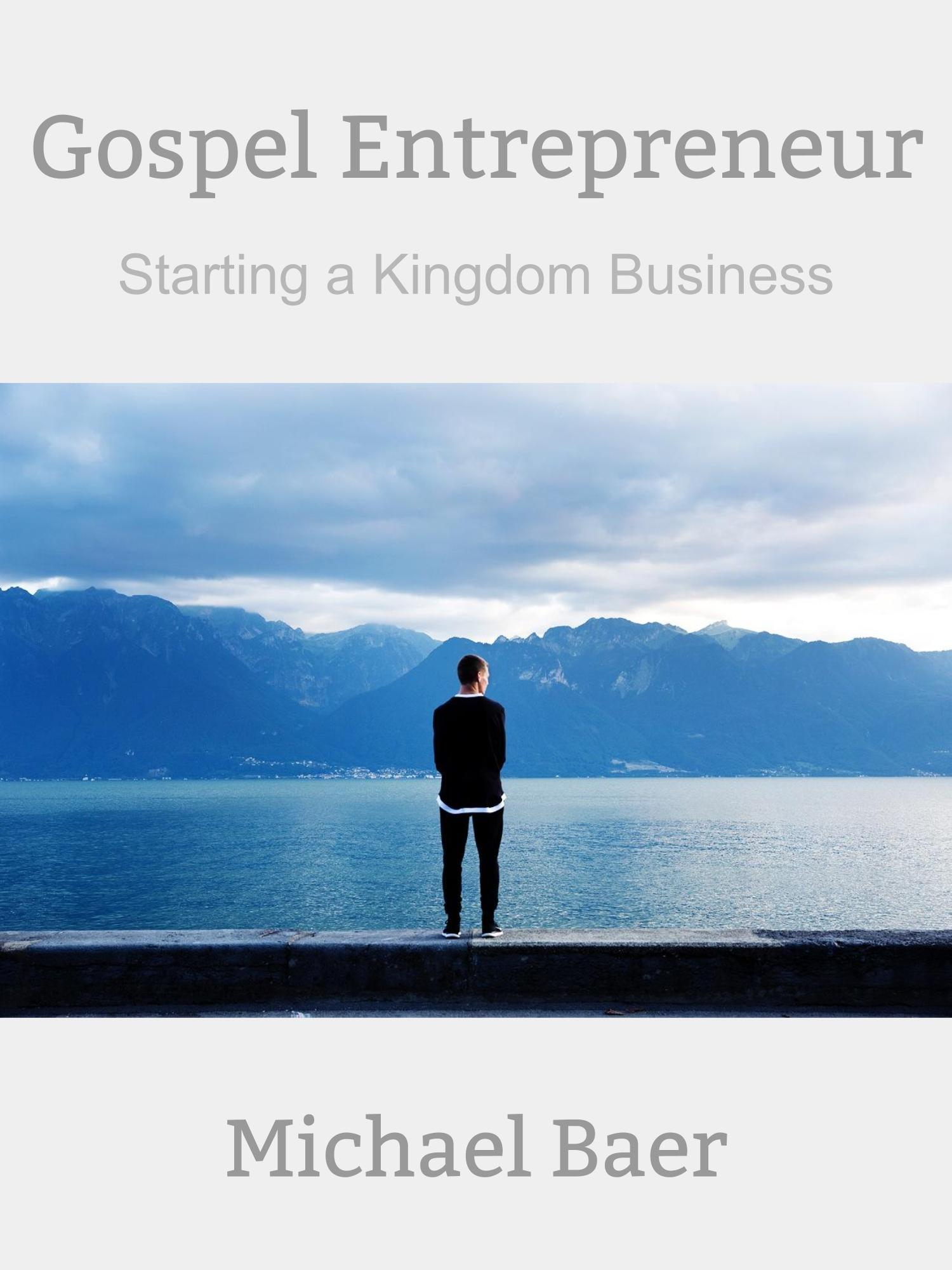The-Gospel-Entrepreneur-Cover-Page