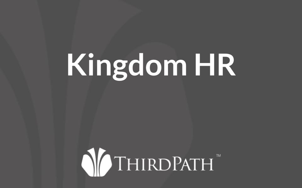 Kingdom HR
