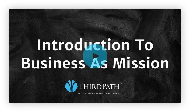 introduction to business as mission
